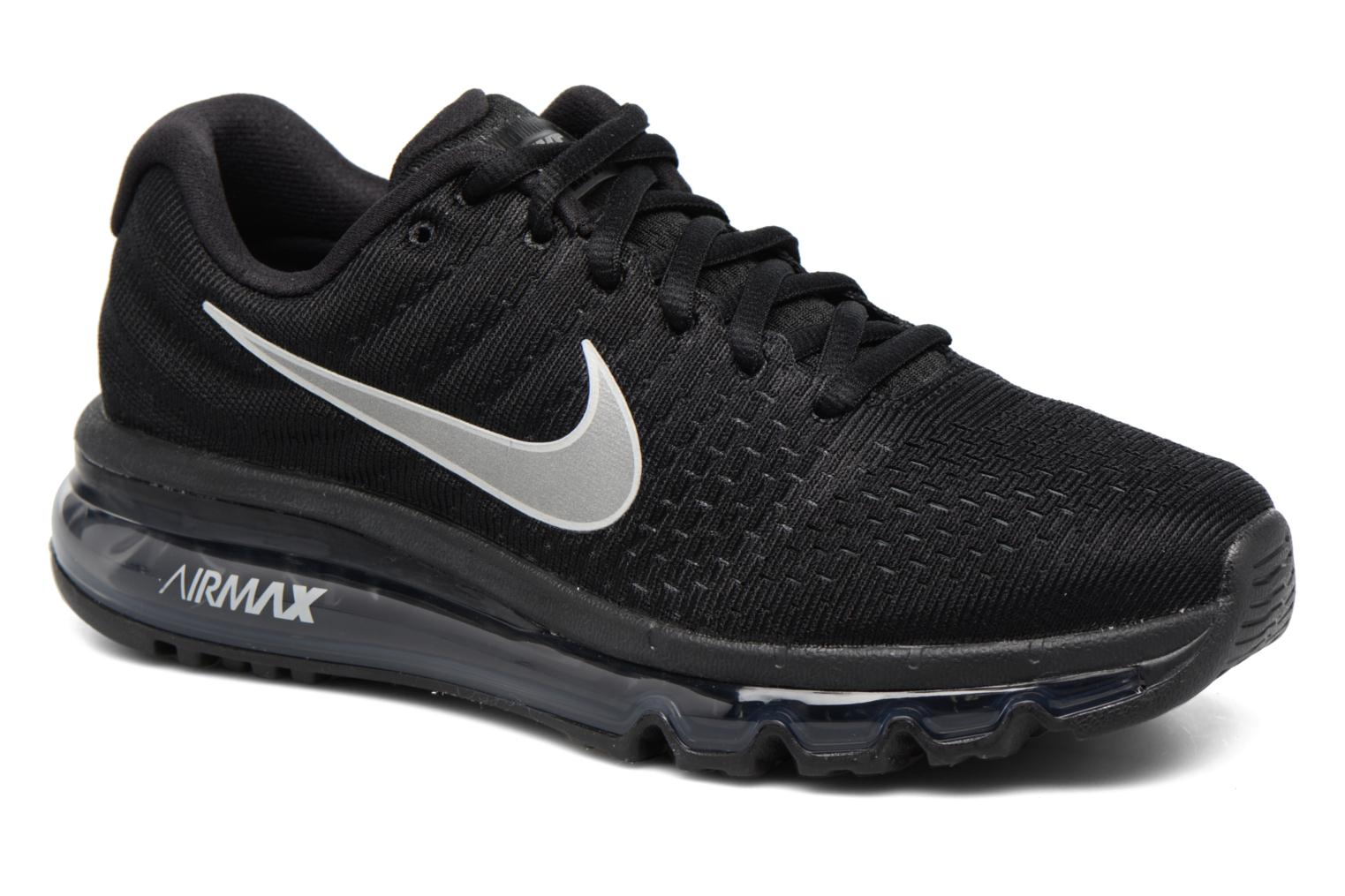 Sport shoes Nike Wmns Nike Air Max 2017 Black detailed view/ Pair view