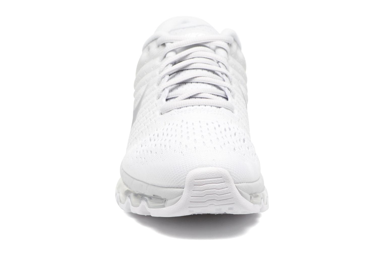 Scarpe sportive Nike Wmns Nike Air Max 2017 Grigio modello indossato