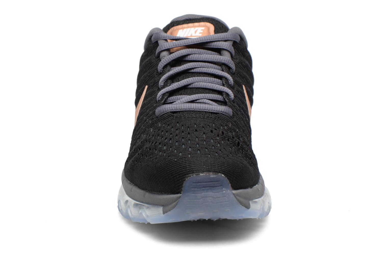 Sport shoes Nike Wmns Nike Air Max 2017 Black model view