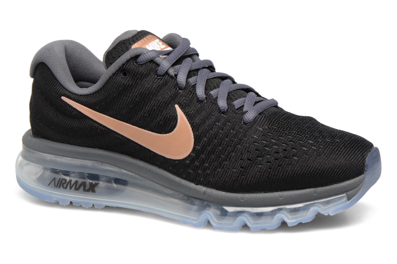 Chaussures de sport Nike Wmns Nike Air Max 2017 Noir vue détail/paire