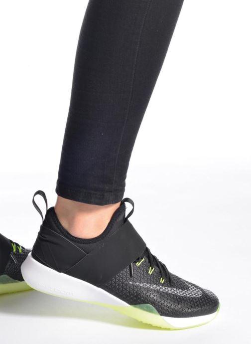 Zapatillas de deporte Nike Wmns Nike Air Zoom Strong Negro vista de abajo