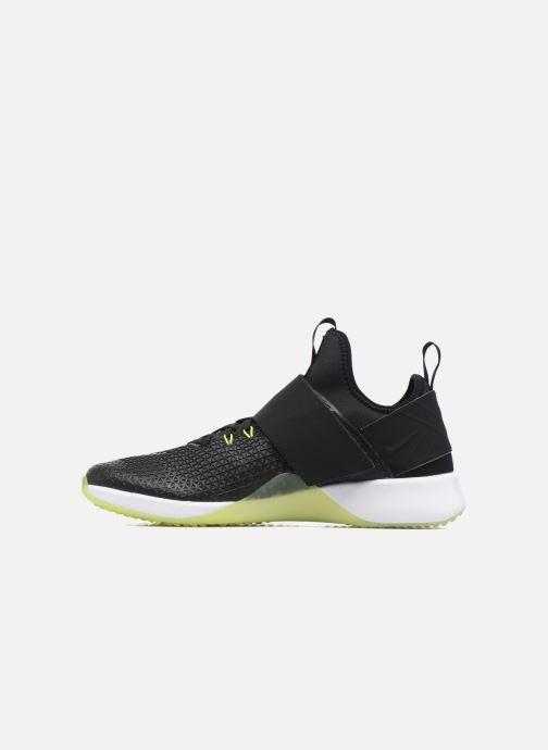 Zapatillas de deporte Nike Wmns Nike Air Zoom Strong Negro vista de frente