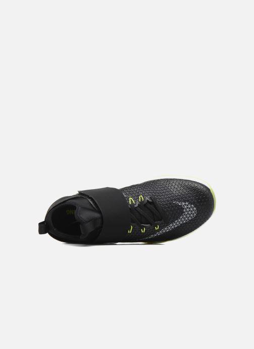 Zapatillas de deporte Nike Wmns Nike Air Zoom Strong Negro vista lateral izquierda