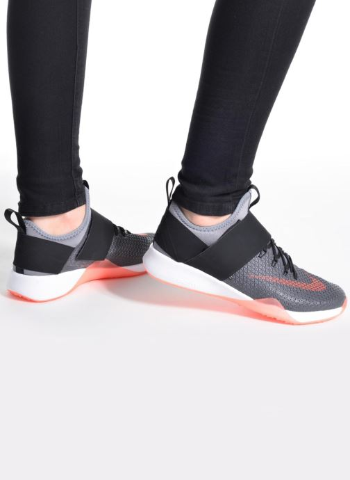 Zapatillas de deporte Nike Wmns Nike Air Zoom Strong Gris vista de abajo