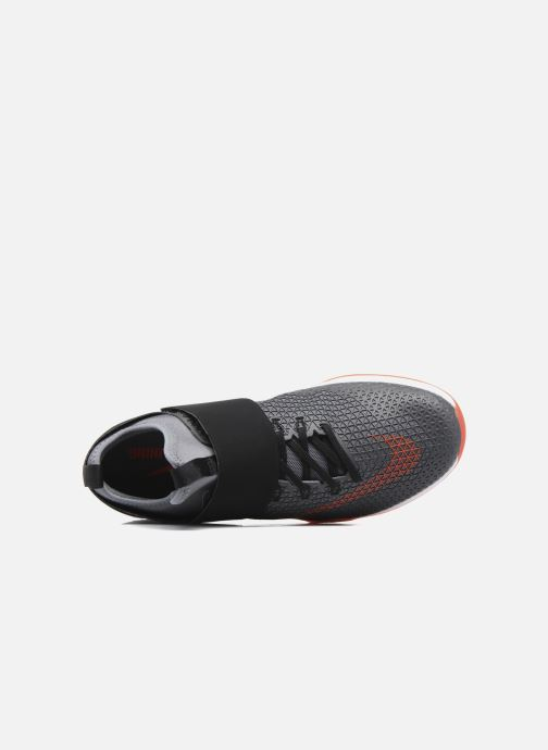 Zapatillas de deporte Nike Wmns Nike Air Zoom Strong Gris vista lateral izquierda