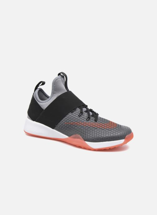 low priced 98f0f ddc6f Chaussures de sport Nike Wmns Nike Air Zoom Strong Gris vue détail paire