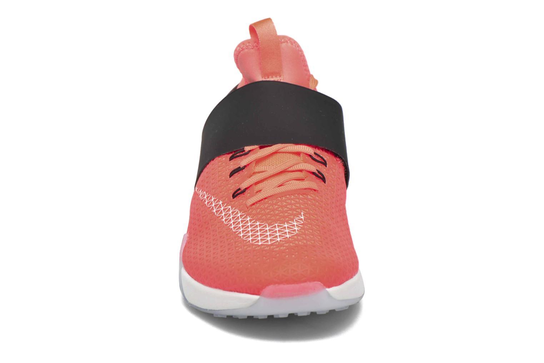 Sportschuhe Nike Wmns Nike Air Zoom Strong orange schuhe getragen