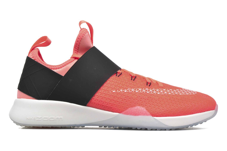 Sportschuhe Nike Wmns Nike Air Zoom Strong orange ansicht von hinten