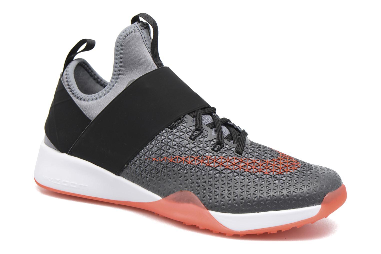 Chaussures de sport Nike Wmns Nike Air Zoom Strong Gris vue détail/paire
