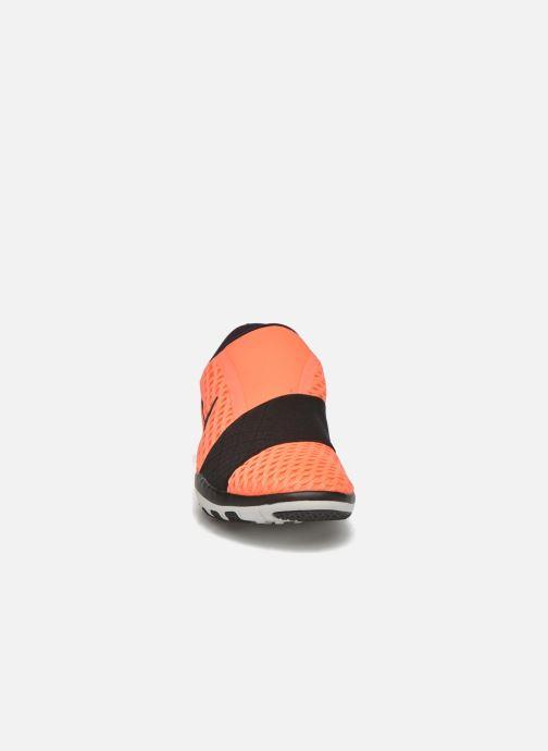 Chaussures de sport Nike Wmns Nike Free Connect Orange vue portées chaussures