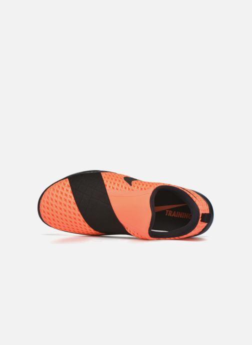 Chaussures de sport Nike Wmns Nike Free Connect Orange vue gauche
