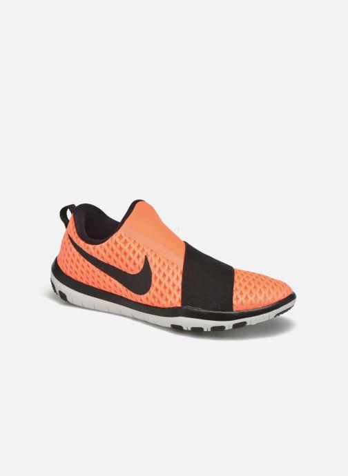 Chaussures de sport Nike Wmns Nike Free Connect Orange vue détail/paire