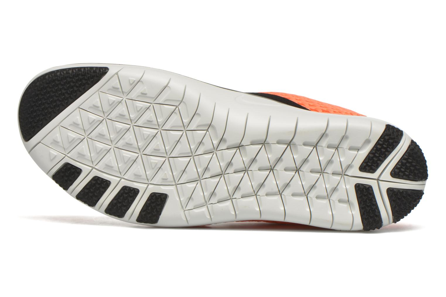 Sport shoes Nike Wmns Nike Free Connect Orange view from above