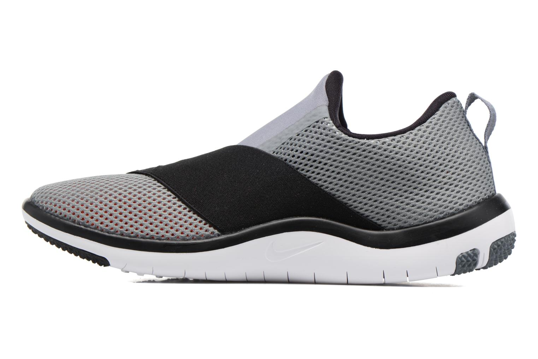 Scarpe sportive Nike Wmns Nike Free Connect Grigio immagine frontale