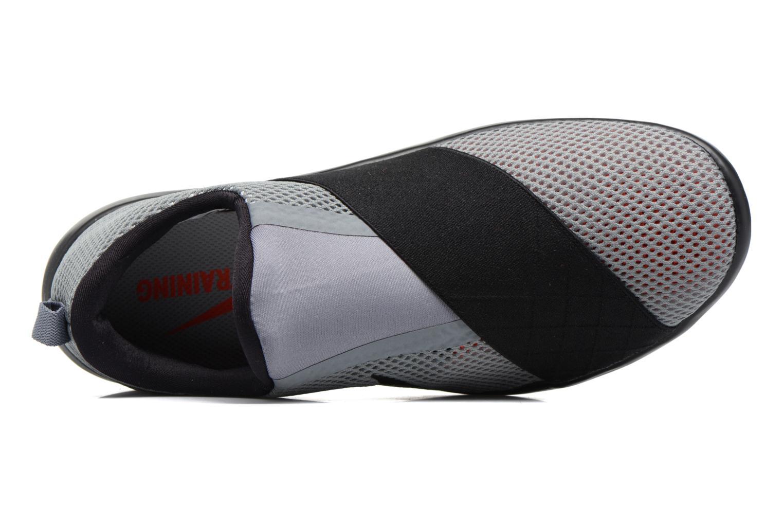 Zapatillas de deporte Nike Wmns Nike Free Connect Gris vista lateral izquierda