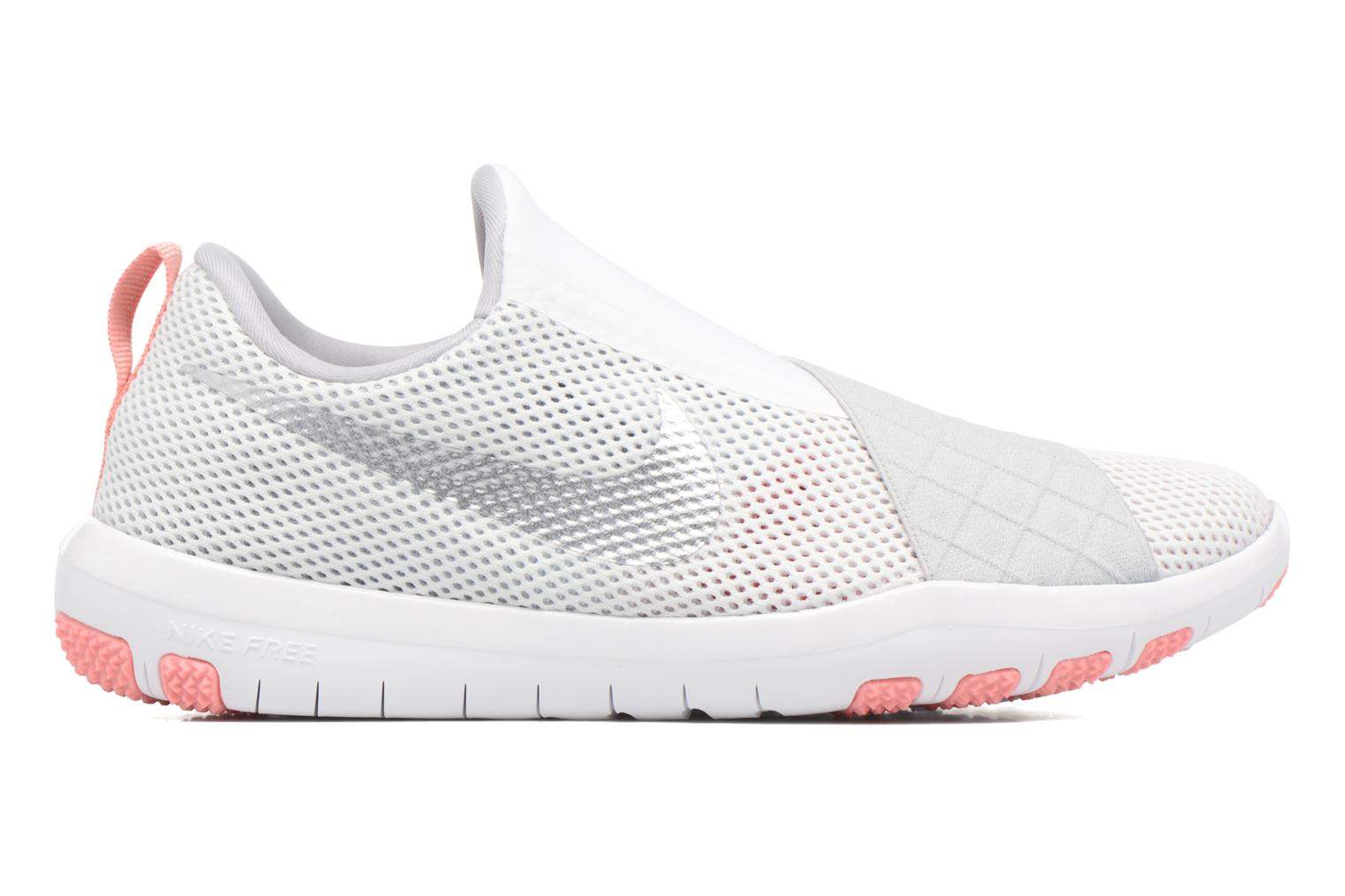 Sport shoes Nike Wmns Nike Free Connect White back view