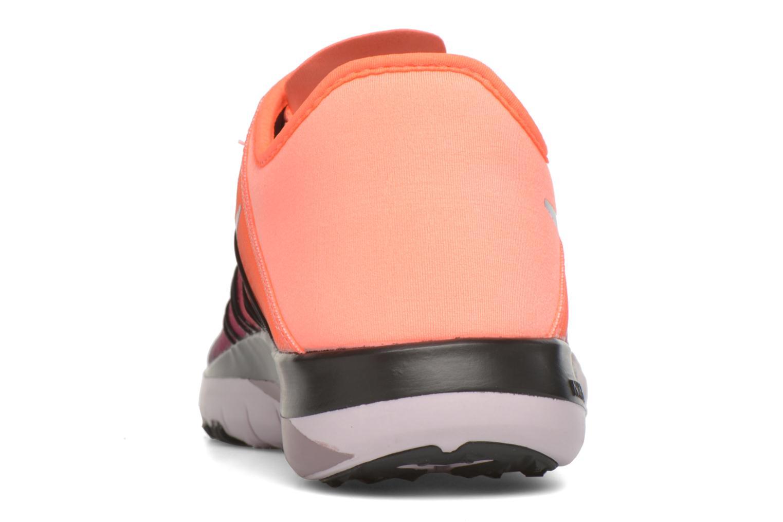 Chaussures de sport Nike Wmns Nike Free Tr 6 Spctrm Orange vue droite