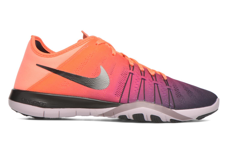 Chaussures de sport Nike Wmns Nike Free Tr 6 Spctrm Orange vue derrière