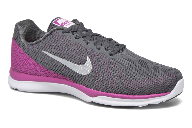 Chaussures de sport Nike Wmns Nike In-Season Tr 6 Gris vue détail/paire
