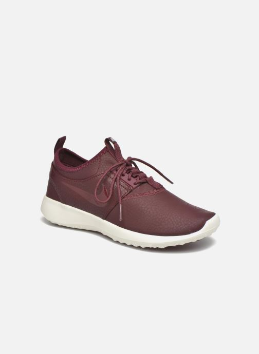 timeless design 8f14f a3883 Baskets Nike Wmns Nike Juvenate Prm Bordeaux vue détail paire