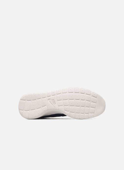 Baskets Nike Wmns Nike Roshe One Prm Bleu vue haut