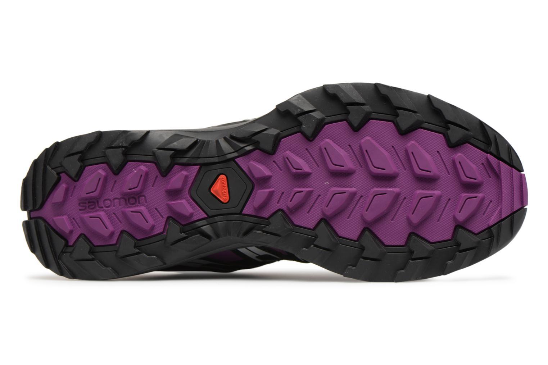 Chaussures de sport Salomon Xa Lite W Noir vue haut