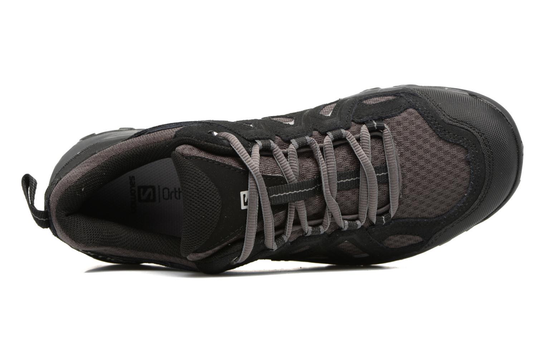 Sportschoenen Salomon Evasion 2 Aero Zwart links
