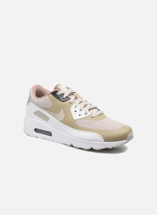 cheaper 8b667 b9a5f Baskets Nike Air Max 90 Ultra 2.0 Essential Gris vue détail paire