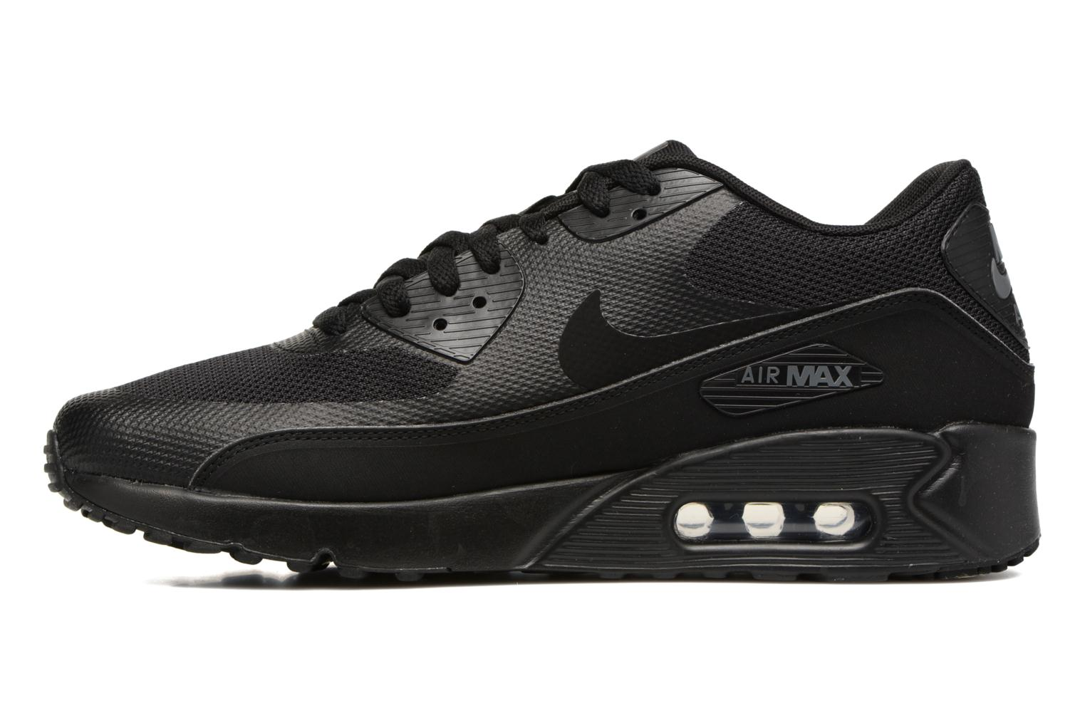 Baskets Nike Air Max 90 Ultra 2.0 Essential Noir vue face