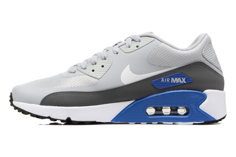Deportivas Nike Air Max 90 Ultra 2.0 Essential Gris vista de frente