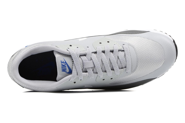 Deportivas Nike Air Max 90 Ultra 2.0 Essential Gris vista lateral izquierda