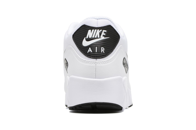 Baskets Nike Air Max 90 Ultra 2.0 Essential Blanc vue droite