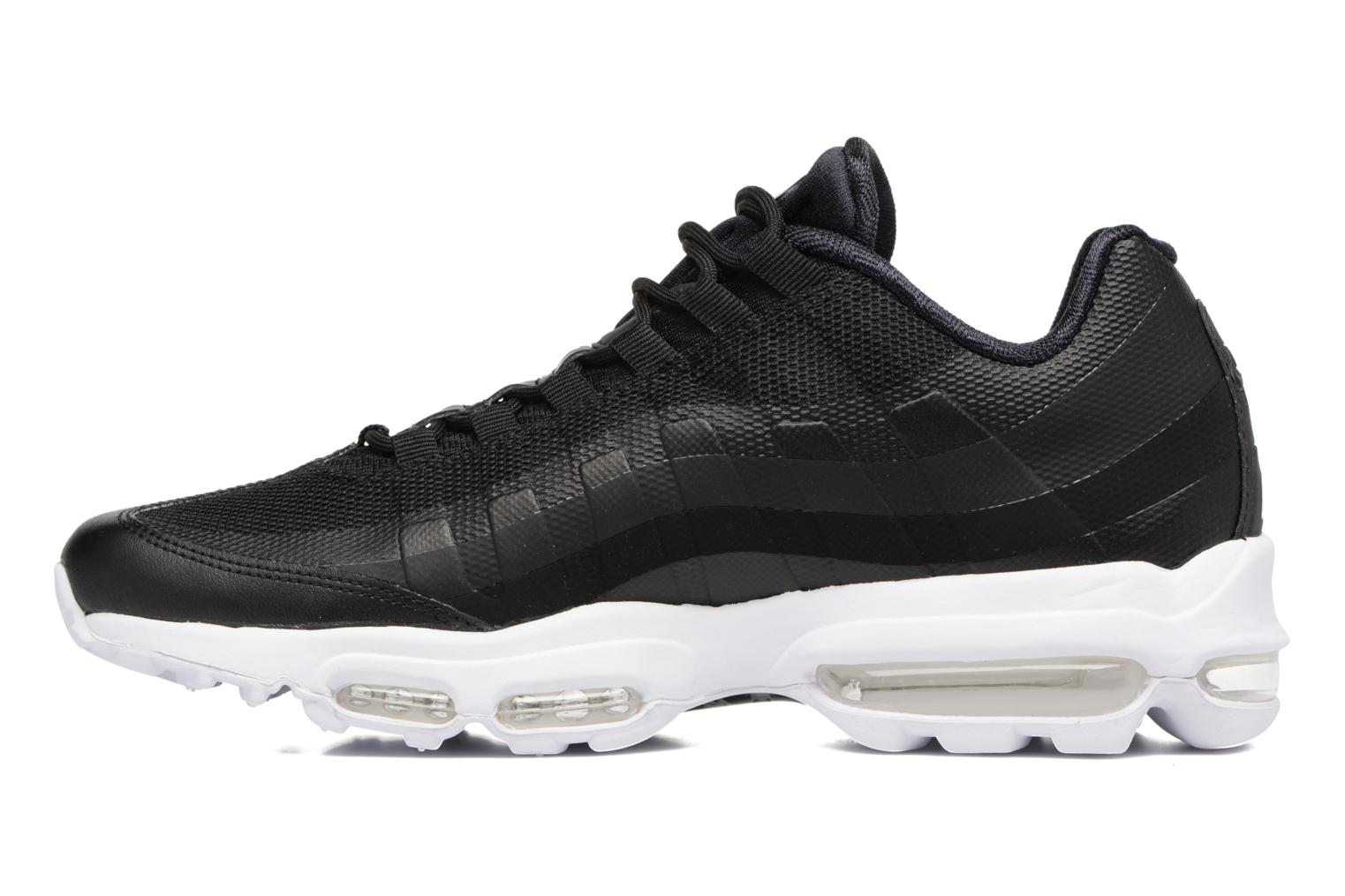 Baskets Nike Air Max 95 Ultra Essential Noir vue face
