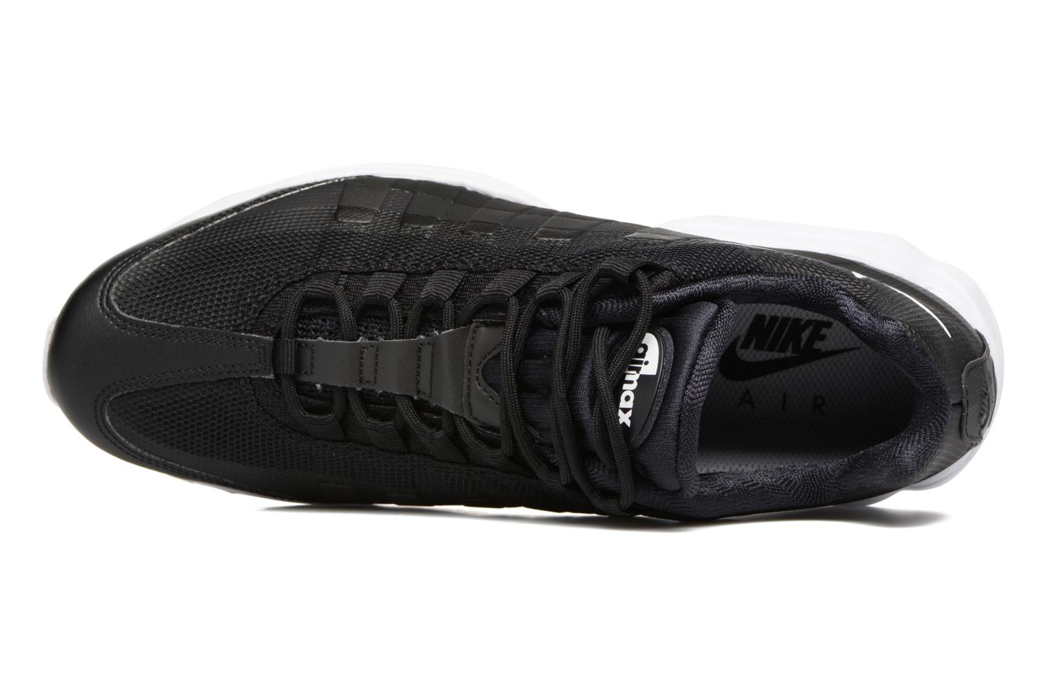 Baskets Nike Air Max 95 Ultra Essential Noir vue gauche