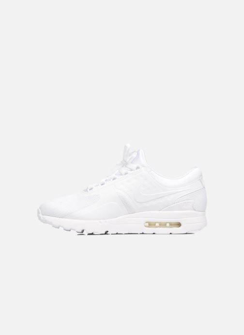 huge selection of finest selection no sale tax Nike Nike Air Max Zero Essential (Blanc) - Baskets chez Sarenza ...