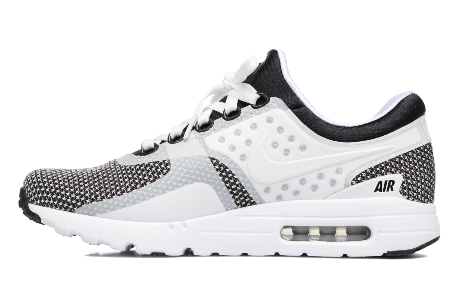 Trainers Nike Nike Air Max Zero Essential White front view