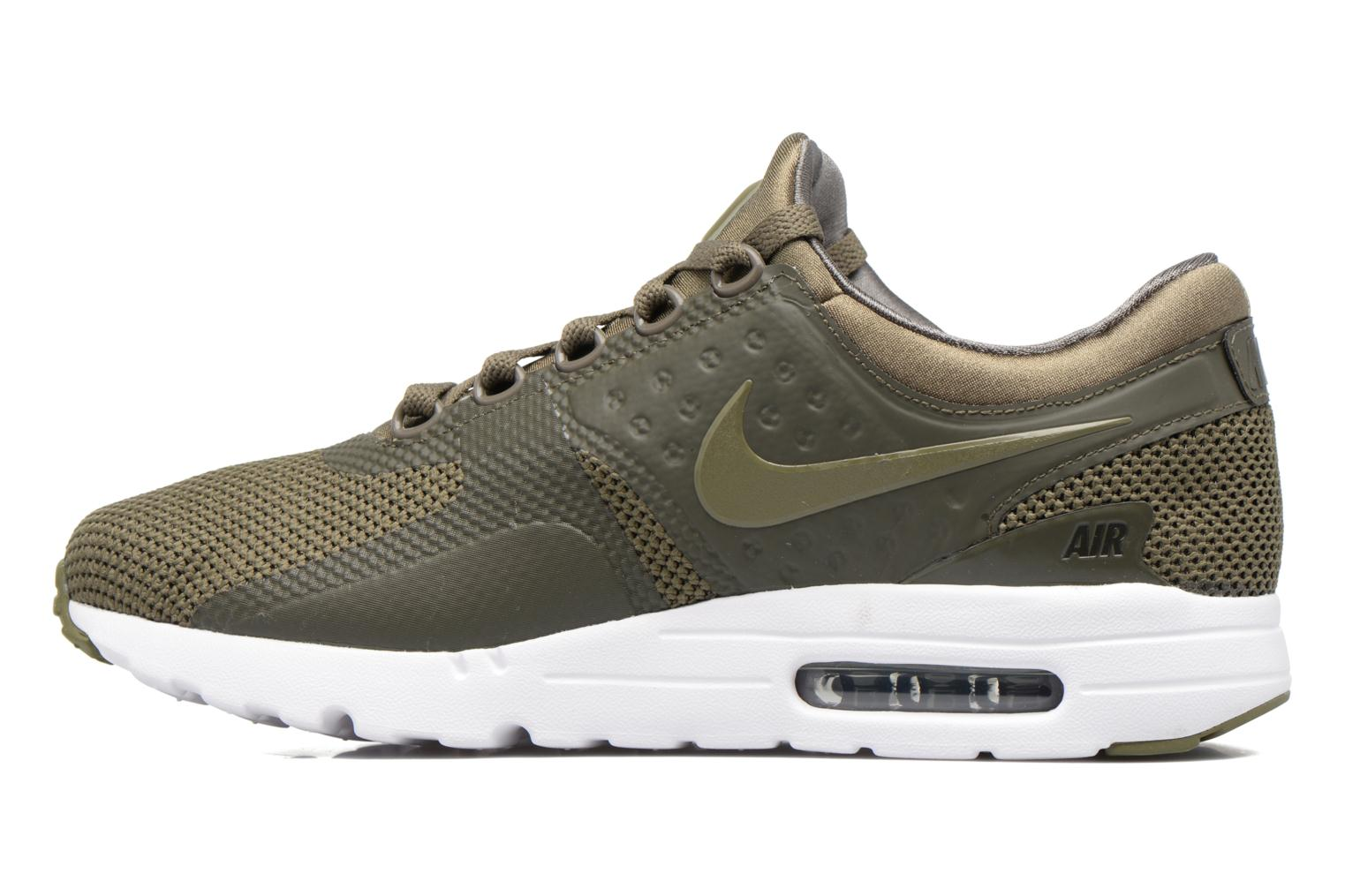 Baskets Nike Nike Air Max Zero Essential Vert vue face