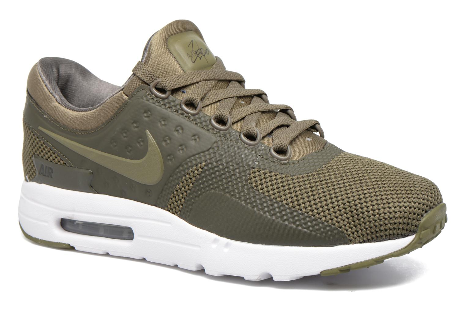 Baskets Nike Nike Air Max Zero Essential Vert vue détail/paire