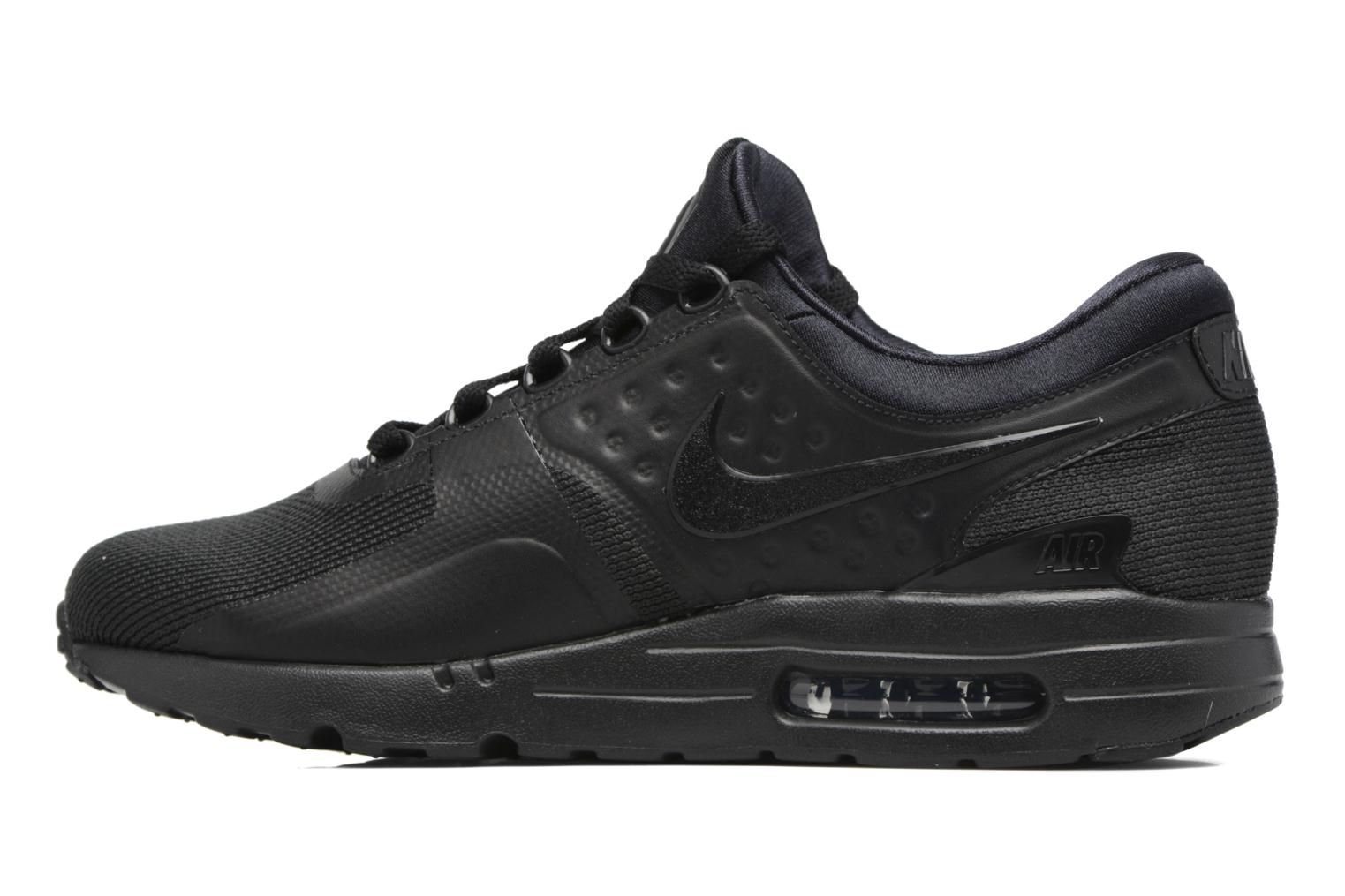 Baskets Nike Nike Air Max Zero Essential Noir vue face