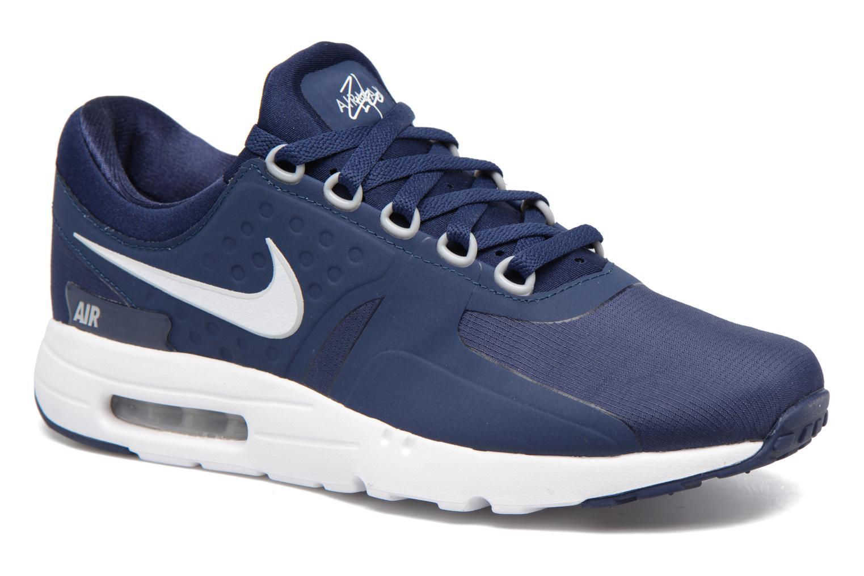 Baskets Nike Nike Air Max Zero Essential Bleu vue détail/paire