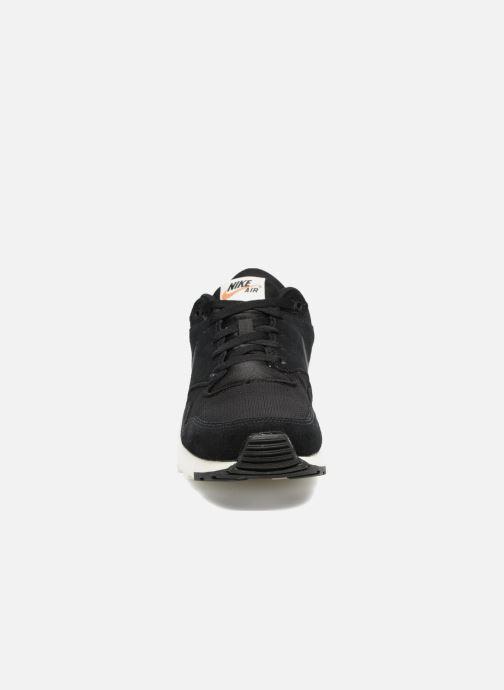 Sneaker Nike Nike Air Vibenna schwarz schuhe getragen