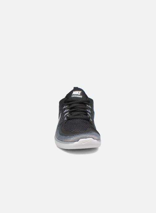 official photos 1f1df 295a3 Chaussures de sport Nike Nike Free Rn Distance 2 Noir vue portées chaussures