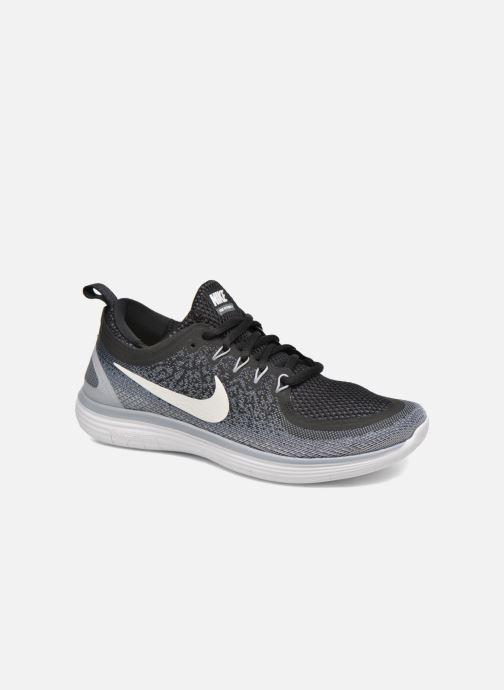 low priced b3825 c81a9 Chaussures de sport Nike Nike Free Rn Distance 2 Noir vue détail paire