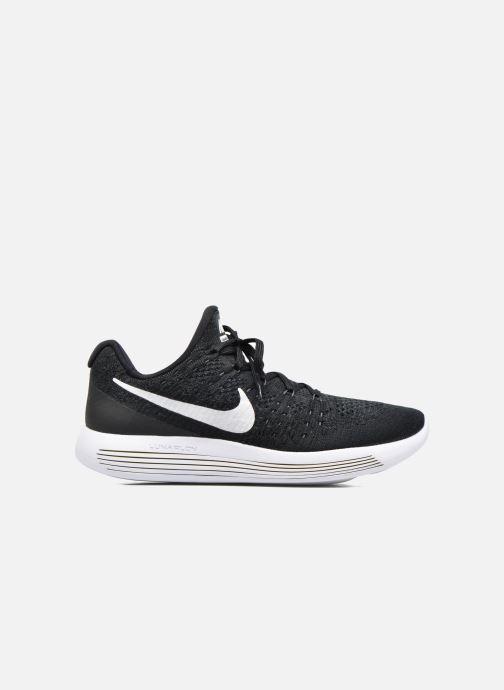 Chaussures de sport Nike Nike Lunarepic Low Flyknit 2 Noir vue derrière