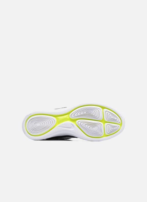 Chaussures de sport Nike Nike Lunarepic Low Flyknit 2 Noir vue haut