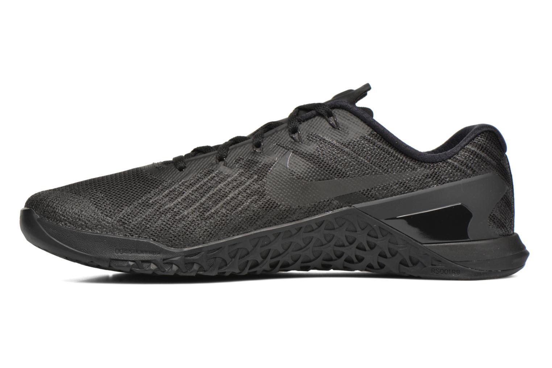 Sportssko Nike Nike Metcon 3 Sort se forfra