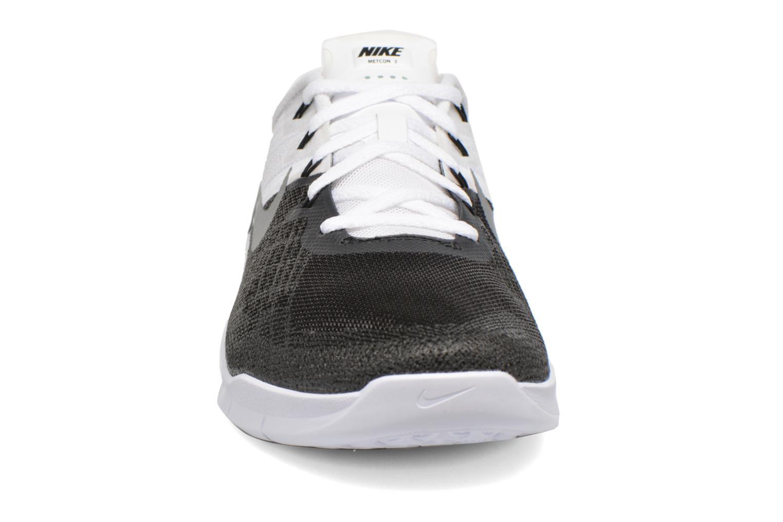 Chaussures de sport Nike Nike Metcon 3 Noir vue portées chaussures