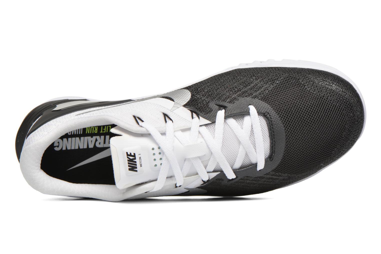 Chaussures de sport Nike Nike Metcon 3 Noir vue gauche