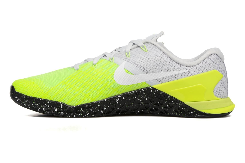 Sportschoenen Nike Nike Metcon 3 Geel voorkant