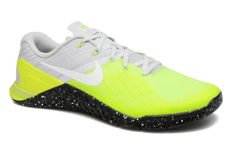 Sportschoenen Nike Nike Metcon 3 Geel detail